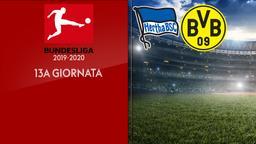 Hertha B. - Borussia D.. 13a g.