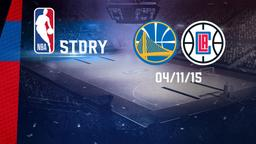 Golden State - LA Clippers 04/11/15