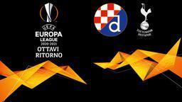 Dinamo Zagabria - Tottenham. Ottavi Ritorno