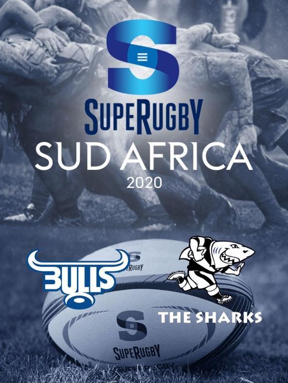 Rugby: Bulls - Sharks