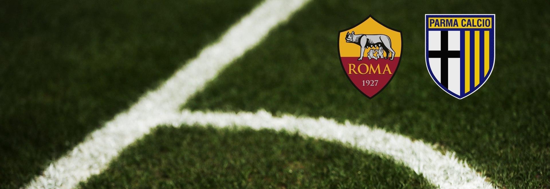 Roma - Parma. 31a g.