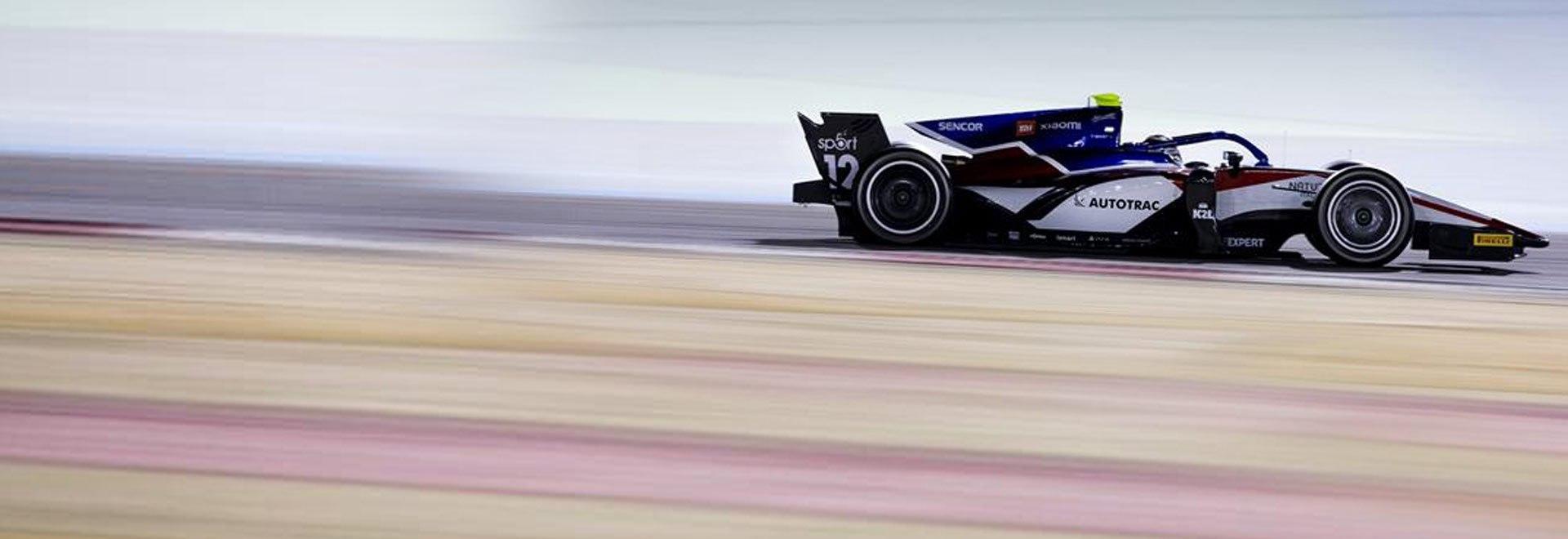 GP Russia. Sprint Race