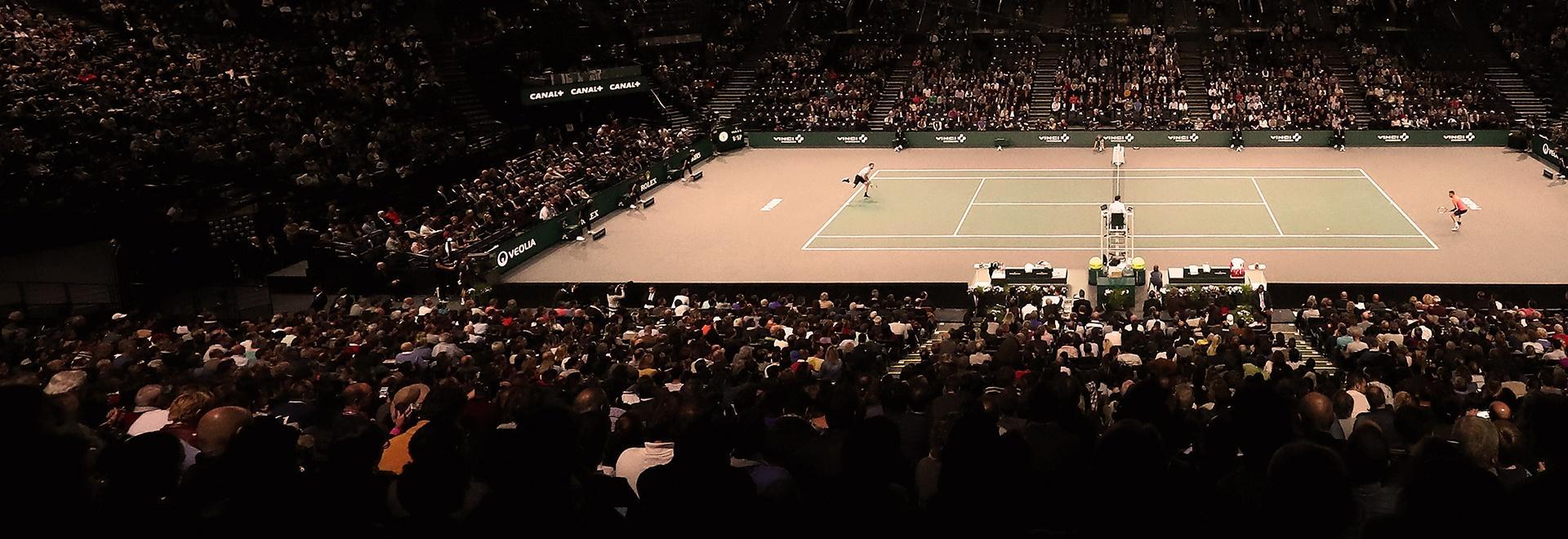 Djokovic - Ferrer. Finale