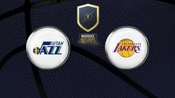 Jazz - Lakers 13/04/16