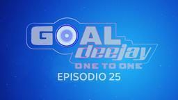 Goal Deejay con Enrico Nigiotti