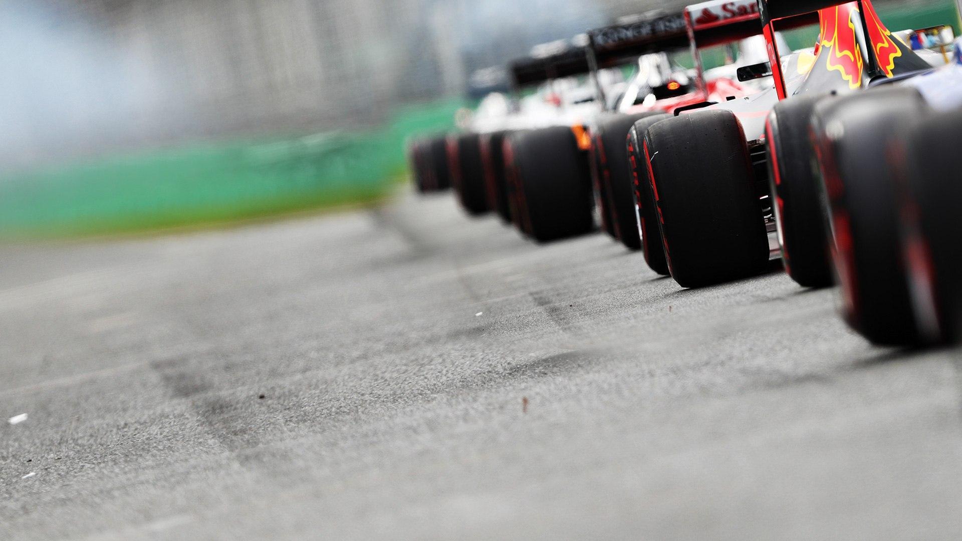 Sky Sport Arena Race Anatomy F1
