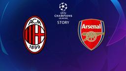 Milan - Arsenal 15/02/12