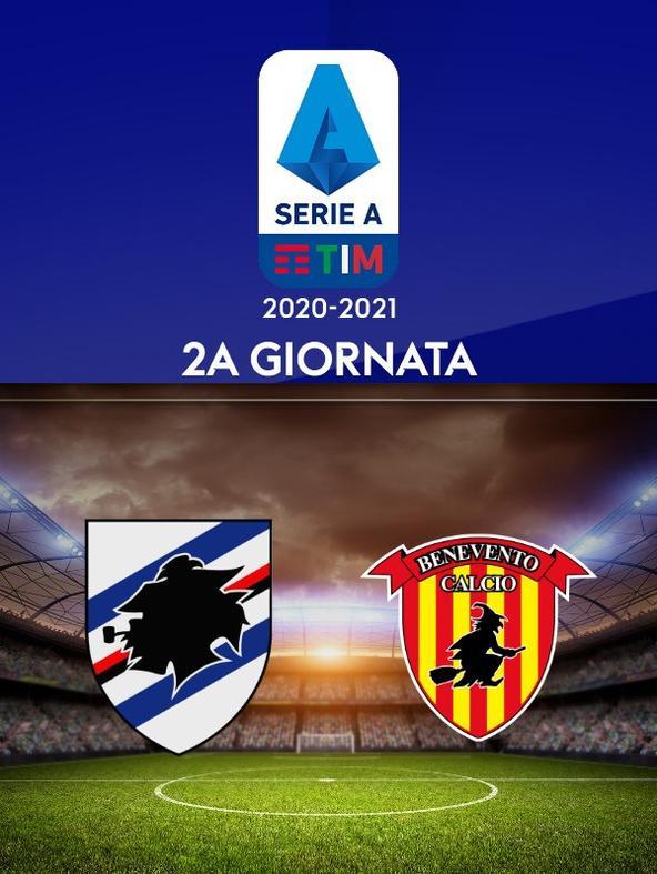Sampdoria - Benevento