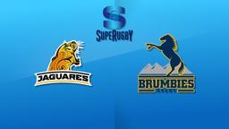 Jaguares - Brumbies. 1a semifinale