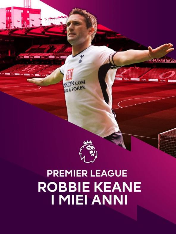 Robbie Keane - I miei anni