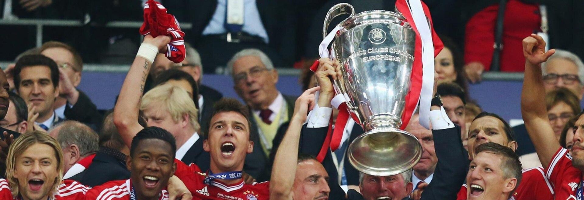 Champions League Review of the Season