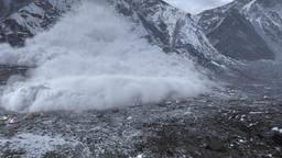 Valanghe sull'Everest