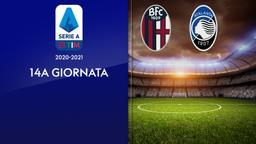 Bologna - Atalanta. 14a g.
