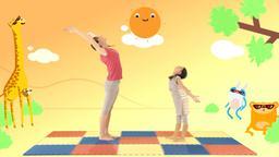 Favola Yo Yoga, il saluto al sole