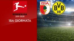 Augsburg - Borussia D.. 18a g.