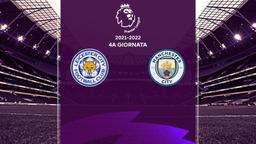 Leicester - Manchester City