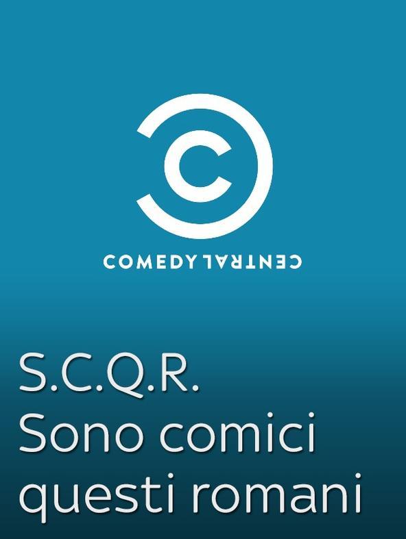 S.C.Q.R. Sono comici questi romani