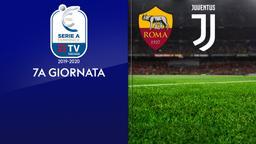 Roma - Juventus. 7a g.