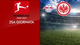 Lipsia - Eintracht Francoforte. 25a g.
