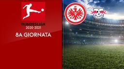 Eintracht F. - Lipsia. 8a g.