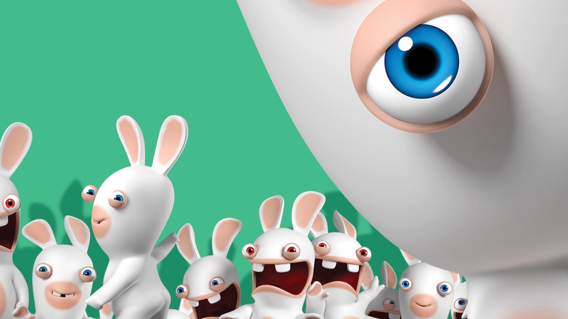 Nickelodeon +1 Rabbids: Invasion