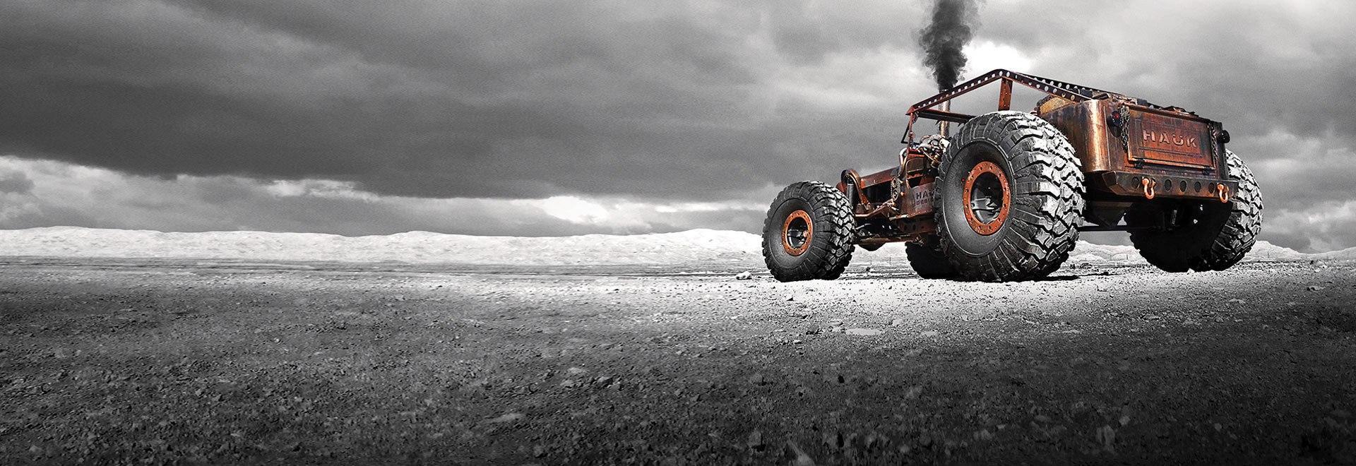 Road Hauks: motori da paura