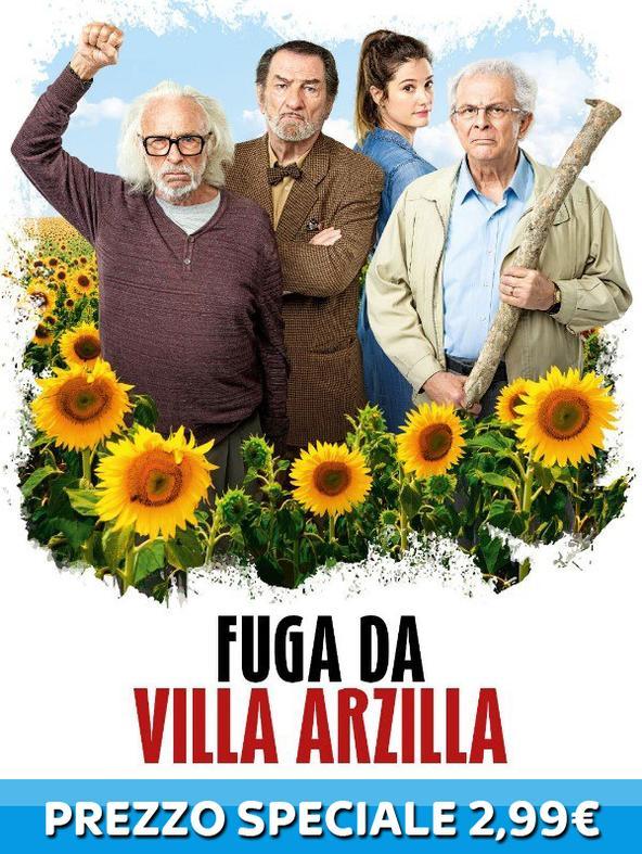 Fuga da Villa Arzilla