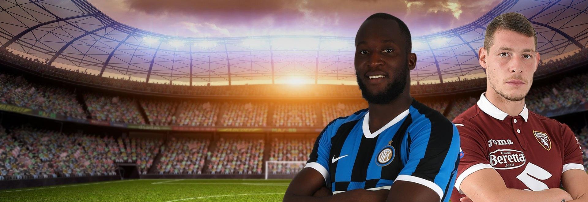 Inter - Torino. 32a g.
