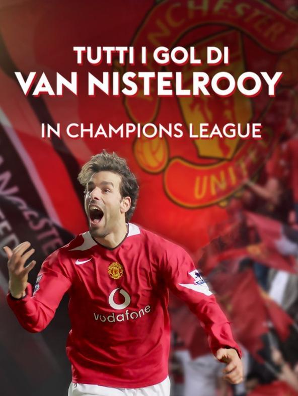 Tutti i gol di Van Nistelrooy