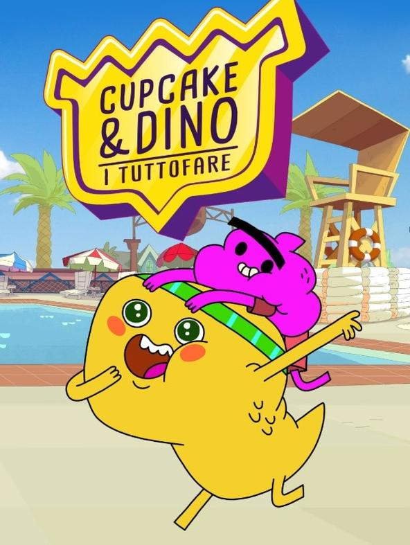 Cupcake e Dino vanno a Hollywood