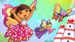 La cavalcata di Dora e Lampo