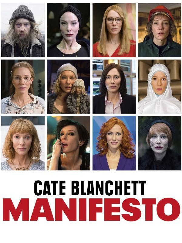 Manifesto - Con Cate Blanchett