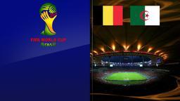 Belgio - Algeria. Gruppo H. 1a giornata