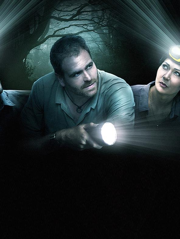 S2 Ep1 - Indagini paranormali con Josh Gates