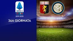 Genoa - Inter. 36a g.