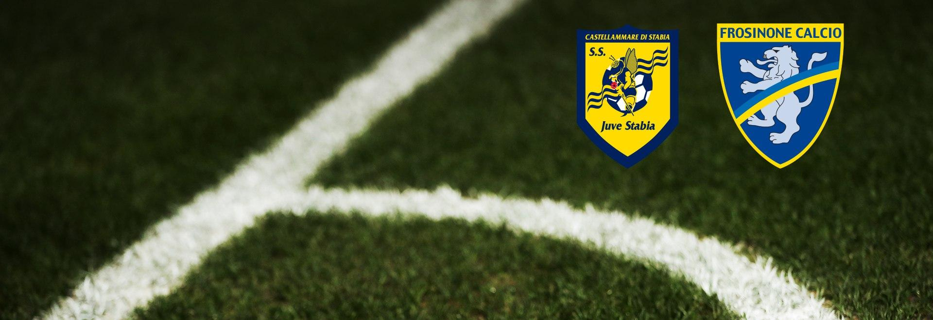 Juve Stabia - Frosinone. 15a g.