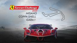Coppa Shell Misano. Gara 1