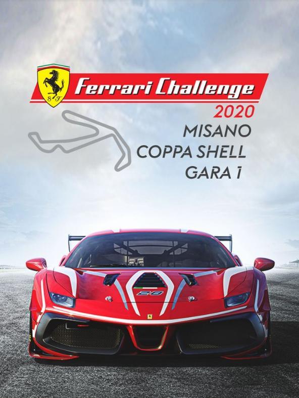 S2020 Ep25 - Ferrari Challenge