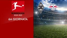 Borussia M. - Lipsia. 6a g.