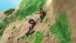 Santiago e Bonnie in soccorso / La bussola birichina