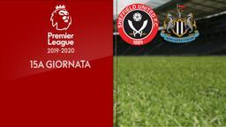 Sheffield United - Newcastle. 15a g.