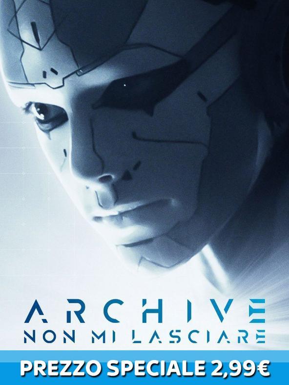 Archive - Non mi lasciare
