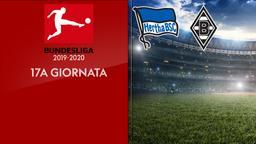 Hertha B. - Borussia M.. 17a g.