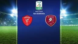 Perugia - Reggina
