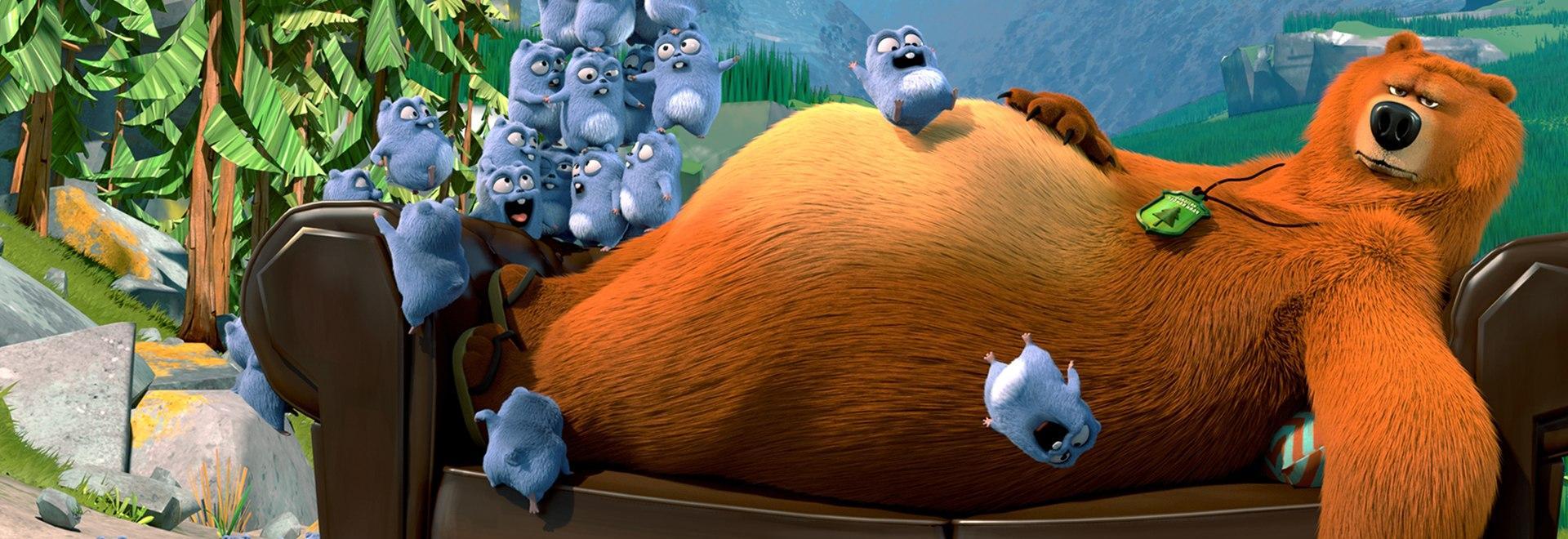 L'orso dei palloncini