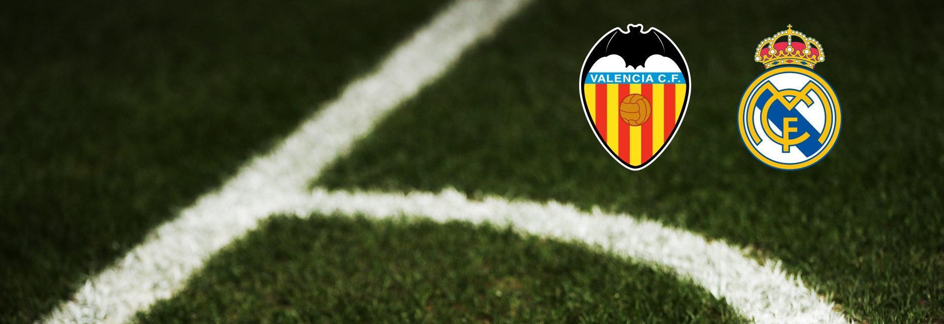 Valencia - Real Madrid. 9a g.