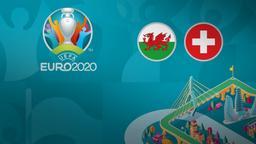 Galles - Svizzera. 1a g. Gruppo A