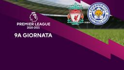 Liverpool - Leicester. 9a g.